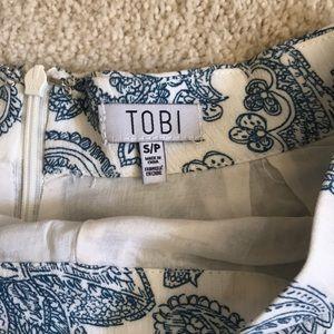 Tobi Tops - Tobi 2 piece floral set!